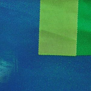 Medium point vert hologramme -macasports