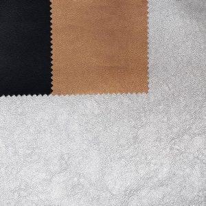 tissu faux cuir lourd - macasports