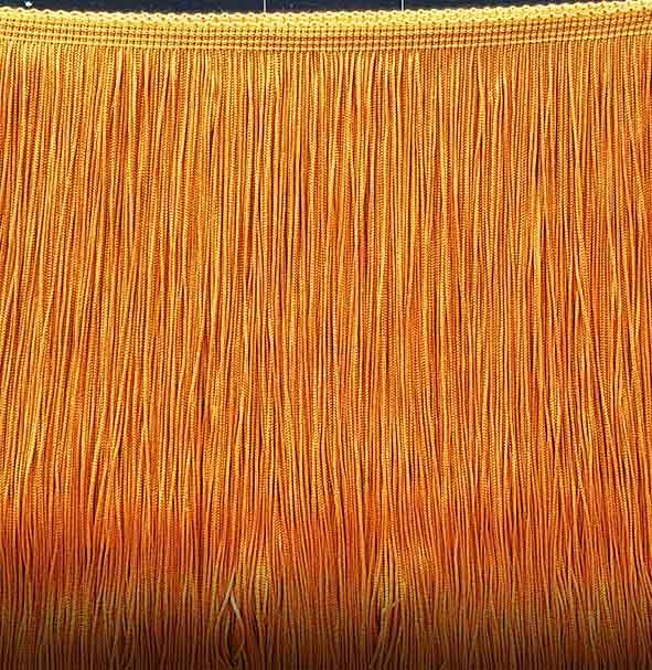 frange or - tissu accessoires - macasports
