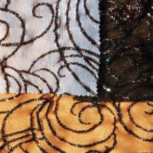 maloya - tissu paillettes - macasports