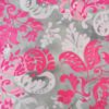 seduction - tissu imprimé rose - macasports