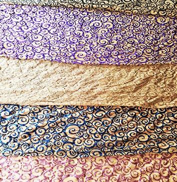 tissu irma - tissu paillettes - macasports
