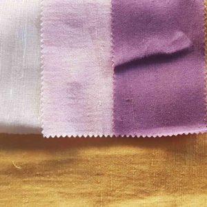 Tissu bio - BIOVOILE VOILE DE CHANVRE ET COTON