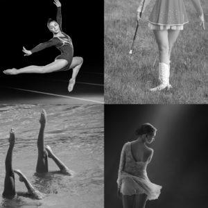 Tissus pour la danse, le patinage, la GRS, le twirling, la natation synchronisée.... etc